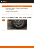 Comment remplacer les ressorts de suspension arrière sur une VOLKSWAGEN POLO IV (9N_)