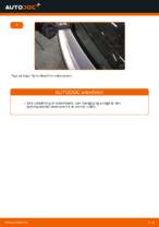Trin-for-trin reparationsvejledning til Polo 6n2