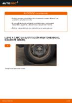 Tutorial paso a paso en PDF sobre el cambio de Muelles de Suspensión en VW POLO