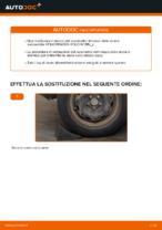 Come cambiare è regolare Cuscinetto mozzo ruota VW POLO: pdf tutorial