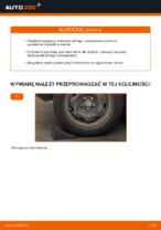 jak wymienić sprężyny zawieszenia tylnego w VOLKSWAGEN POLO IV (9N_)
