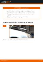 Vyměnit Brzdové Destičky VW POLO: dílenská příručka