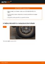 Výměna Lozisko kola VW POLO: zdarma pdf