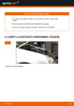 VW Polo Variant javítási és karbantartási útmutató