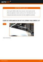 Doe het zelf reparatiehandleiding VW Polo 5 Sedan