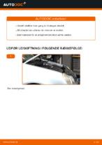 Sådan udskifter du motorolie og oliefilter på VOLKSWAGEN POLO IV (9N_)