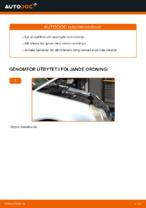 När byta Oljefilter VW POLO (9N_): pdf handledning