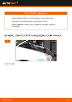 Dielňa príručka pre VW POLO