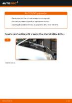 Kdaj zamenjati Oljni filter VW POLO (9N_): pdf navodila