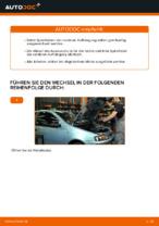 Wie Sie die vorderen Fahrwerksfedern am FIAT PUNTO II (188) ersetzen