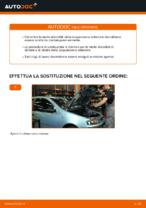 Come sostituire le molle della sospensione anteriore su FIAT PUNTO II (188)