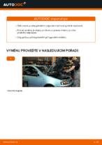 Jak vyměnit pružiny předního zavěšení kol na FIAT PUNTO II (188)