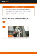 Kdy vyměnit Lozisko kola VW PASSAT Variant (3B6): příručka pdf