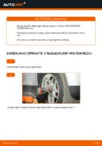 Passat 3b5 navodila za popravilo in vzdrževanje