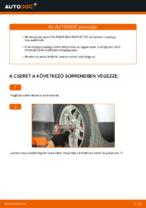 Hogyan cseréje és állítsuk be első bal jobb Kerékcsapágy készlet: ingyenes pdf útmutató
