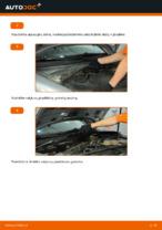 PDF keitimo instrukcija: Oro filtras, keleivio vieta VOLKSWAGEN