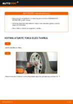 Passat 3a5 remonto ir priežiūros instrukcija