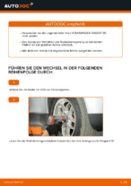 Tipps von Automechanikern zum Wechsel von VW Passat 3B6 1.8 T 20V Bremsbeläge