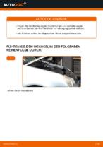 Wie Sie den Motorluftfilter am VOLKSWAGEN POLO IV (9N_) ersetzen