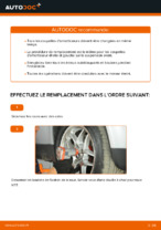 Tutoriel PDF étape par étape sur le changement de Coupelle d'Amortisseur sur VW PASSAT Variant (3B6)