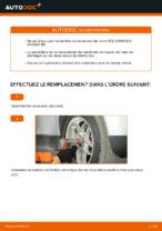 Montage Kit de roulement de roue VW PASSAT Variant (3B6) - tutoriel pas à pas