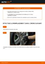 Comment remplacer les amortisseurs de suspension arrière sur une VOLKSWAGEN GOLF IV
