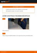OPEL-reparationsmanualer med illustrationer