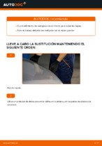 Cambio Bujías OPEL bricolaje - manual pdf en línea