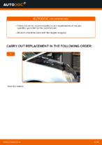 Step-by-step repair guide for VW POLO