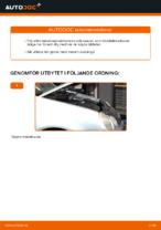 BOSCH F 026 400 287 för AUDI, CUPRA, SEAT, SKODA, VW | PDF instruktioner för utbyte