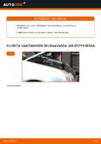Ilmansuodatin vaihto: VW POLO pdf oppaat
