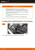 Montaż Tarcze hamulcowe VW GOLF IV (1J1) - przewodnik krok po kroku