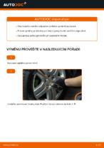 Vyměnit Tlumic perovani VW GOLF: dílenská příručka