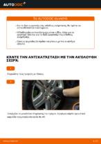 Πότε πρέπει να αλλάξει Αμορτισέρ VW GOLF IV (1J1): εγχειριδιο pdf