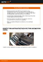 Αλλαγή Δισκόπλακα VW GOLF: δωρεάν pdf