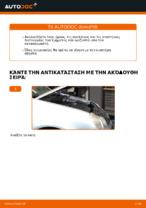 Οι συστάσεις του μηχανικού αυτοκινήτου για την αντικατάσταση VW Polo 9n 1.2 12V Πολλαπλασιαστής