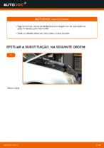 Substituir Filtro de Ar VW POLO: tutorial online