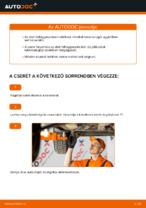 Mikor cseréljünk Spirálrugó OPEL CORSA C (F08, F68): pdf kézikönyv