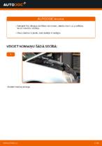 VW POLO darbnīcas rokasgrāmata