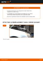 Changer Amortisseur arrière + avant VW à domicile - manuel pdf en ligne
