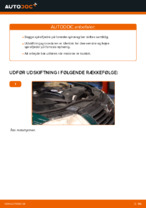 Hvordan man udskifter ophængsfjedre i for på VOLKSWAGEN PASSAT B5 (3BG, 3B6)