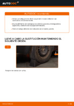 Cómo cambiar los amortiguadores de suspensión trasera en VOLKSWAGEN PASSAT B5 (3BG, 3B6)