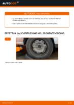 Cambiare Braccio Oscillante VW POLO: manuale tecnico d'officina