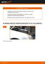 W jaki sposób wymienić przedni amortyzator w VOLKSWAGEN POLO IV (9N_)