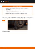 Jak wymienić amortyzatory zawieszernia tylnego w VOLKSWAGEN PASSAT B5 (3BG, 3B6)