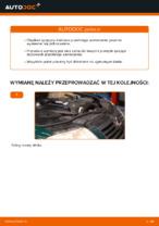 Jak wymienić sprężyny zawieszenia przedniego w VOLKSWAGEN PASSAT B5 (3BG, 3B6)