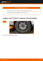 Ako vymeniť a regulovať Rameno Zavesenia Kolies VW POLO: sprievodca pdf