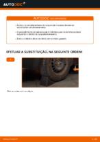 Mudar Amortecedor VW PASSAT: manual técnico