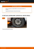 Siit saate teada, kuidas VW vasak ja parem Õõtshoob hädasid lahendada