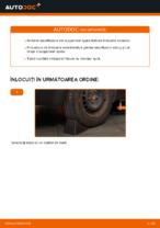 Cum se înlocuiesc amortizoarele suspensiei din spate a autovehiculului VOLKSWAGEN PASSAT B5 (3BG, 3B6)